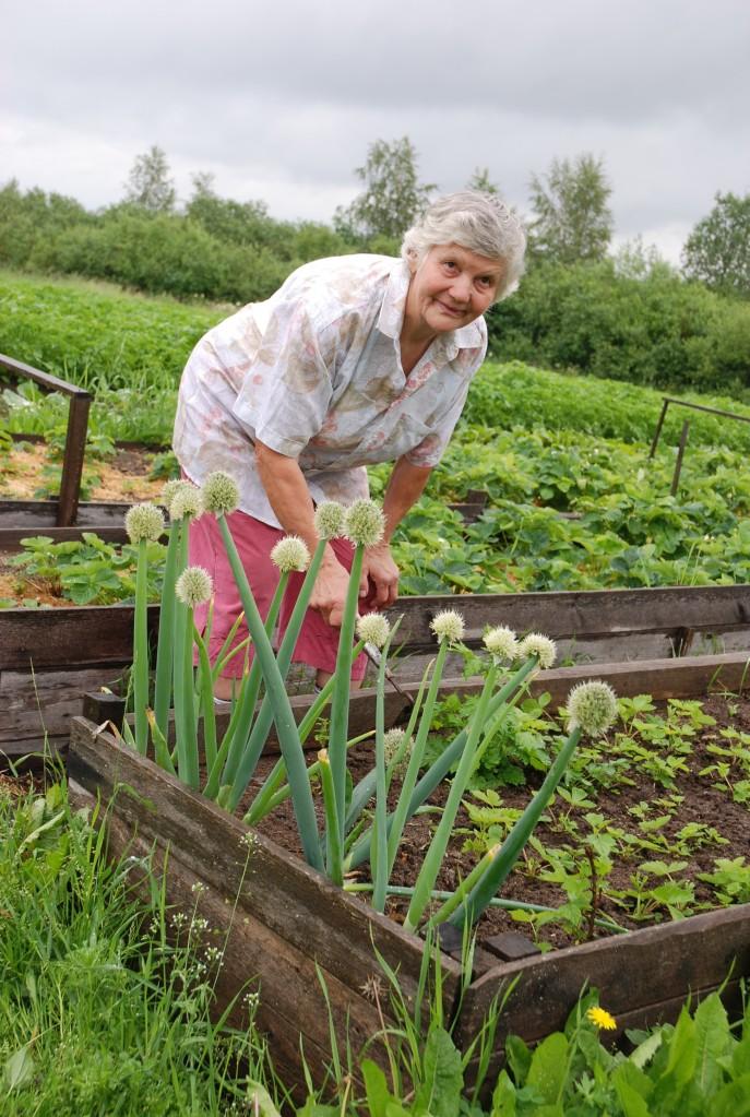 Vuokkiniemellä asuva Raisa Zaprudskaja on syntynyt samassa kylässä – Tollonjoella – kuin 1956 edesmennyt vihtiläinen runonlaulaja Anni Denisoff. Raisan äidin puolen suku on tollonjokelaisia.