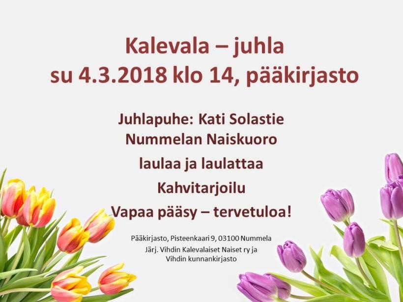 Kalevala – juhla
